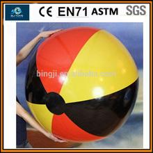 """18"""" inch Eco-friendly beach ball, inflatable beach ball"""