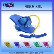 wholesale ecofriendly PVC balance platform pogo ball with handle