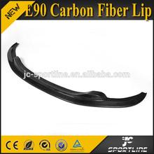 3 Series GTS Design E90 Carbon Fiber Lip for BMW Fit BMW E90 1M Bumper