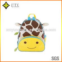Newest childrens cute zoo backpack