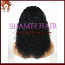 Factory Cheap Virgin Cambodian Hair Gray Hair Full Lace Wig