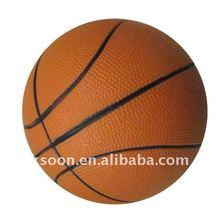PU foam stress ball,basket stress ball