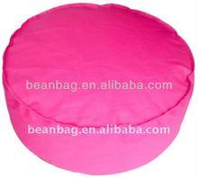 Japanese style kneel sitting bean bag chair, bean bag pouf