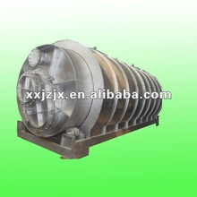 JZ High Effiency rubber belt vulcanizer with high oil yield