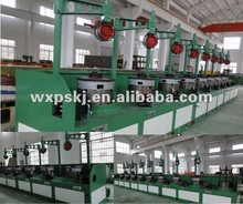 Full Automatic And More Economic Pulley Wire Drawing Machine/descaling machine/