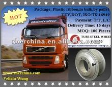 9.00-20 weld truck wheels