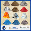 Flower partten, felt hat body, Soft wool hoods and capeline, kinds of color available