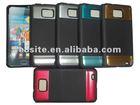 Stylish Aluminium Slices Cover TPU Case For SamSung i9100 Galaxy S2