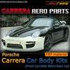 Car Body Parts WIDE KIT FRP Material For Porsche 911