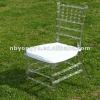 Crystal Clear Resin Chiavari Chair