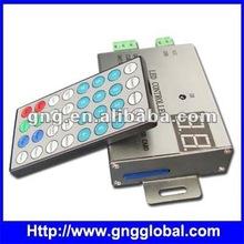 load capacity 4096 pixels led controller 8806