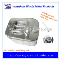 20l stainless steel jerry can for diesel