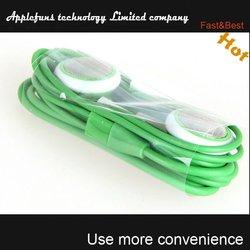 earphone with mic for iphone,earphone winder for iphone,colorful earphone for iphone