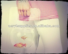 2012 mordern designed acrylic goldfish aquarium for sale