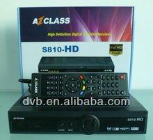 decodificador az class 810hd receiver