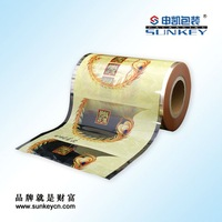 colored Roll Stock film for food