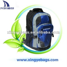 2012 outdoor sport backpack bag with rain cover and laptop holder(XY-13067)