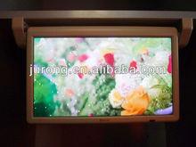 PROMOTION!! 18.5 inch 12v high definition motorized headrest monitor