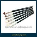 Profissionais escova da composição, escova da sombra, kit de maquiagem