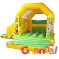 نوعية جديدة جيدة نطاط القلاع/ الشرائح والقفز للنفخ القلعة للأطفال وتأجير