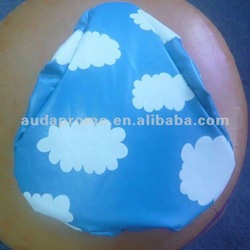 plastic bike seat cover