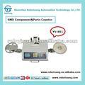 componentes electrónicos para almacenar smd contador