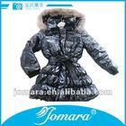 fashion girls winter clothing kids jackets and coats