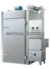 Semi-automatic Smoke House Series/Sausage Smoke Oven/Fish Smokehouse Oven