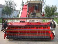 Harvesting machine 4LZ-1.0 soybean combine harvester