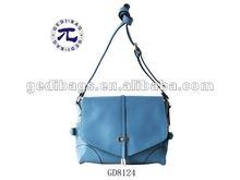 Guangzhou fashion PU hand bag for ladies women sling bag