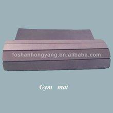 anti silp PVC foam Gym mats