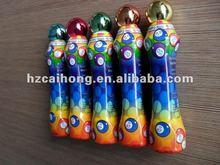Hot-selling Game Bingo card Pen with glitter cap CH-2809