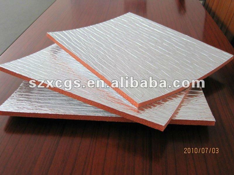 1 2 40 m espuma de xpe papel de aluminio l mina de - Papel aislante termico ...