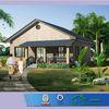 cheap modern prefab villa