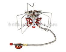 Split-type gas stove outdoor gas stove
