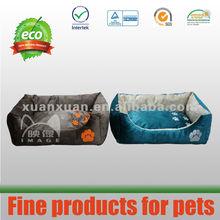 Teflon indoor pluh dog bed,pet bed