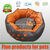Teflon outdoor dog donut,nylon pet dog beds cushions
