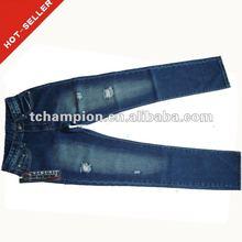 ( #tg201m) moda 2012 sovratintura jeans taglio dritto tedesco abbigliamento marche