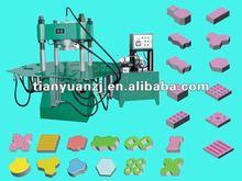 popular!!! concrete of small hydraulic press 850 brick machine