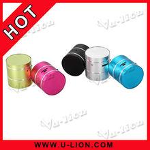 2013 best speaker! promotional retro usb vibration speaker 360