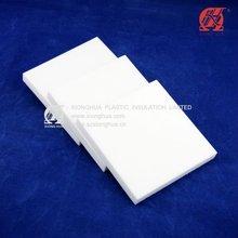 Smooth White Hard PTFE Board