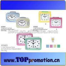 6 inch wall clock
