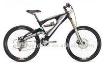 high quality MTB full suspension steel bicycles bike