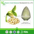 Planta de extracto de soja p. E. Con isoflavonas