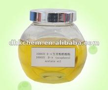 Natural d-alpha Tocopheryl Acetate (Natural Vitamin E oil)(1000IU,1200IU,1300IU)