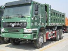 Sinotruk howo volquete 6x4 coal dump truck for sale