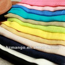 Solid color 100% Modal 2014 fashion scarf