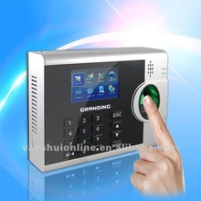 Biometrics Fingerprint time attendance machine/can be connected directly with PC