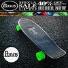 22'' and 27'' inch OEM plastic deck penny globe bantam plastic skateboard