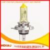 BEST SALE Yellow H4 quartz glass lamp P43t